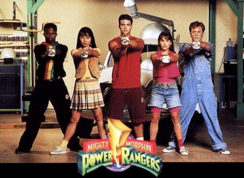 MightyMorphinPowerRangers